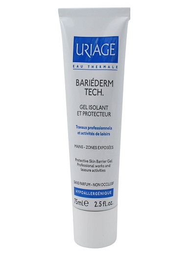 Gel Manos Bariéderm Tech