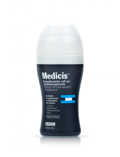 Medicis Desodorante Roll-On Antitranspirante